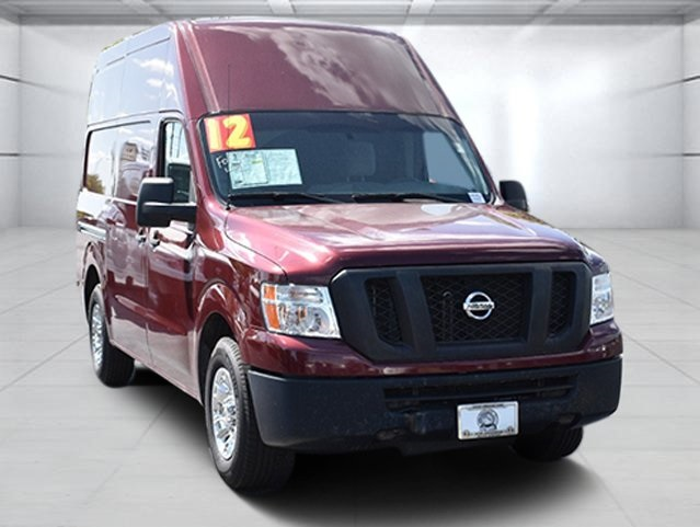Pre-Owned 2012 Nissan NV2500 HD S