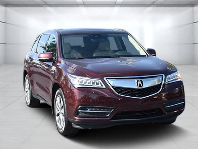 Fort Wayne Acura >> Pre Owned 2016 Acura Mdx 3 5l