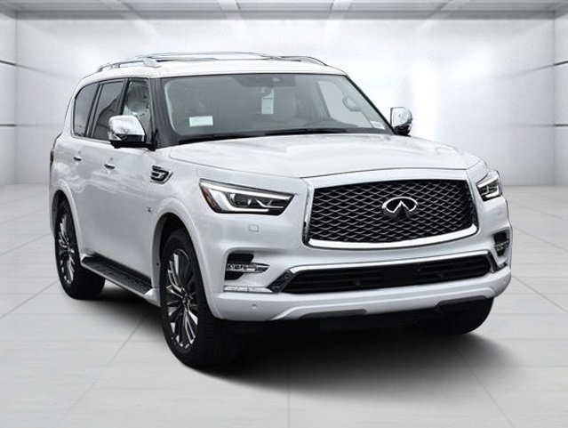 New 2019 Infiniti Qx80 Luxe 4wd Suv For Sale I4946 Infiniti Of