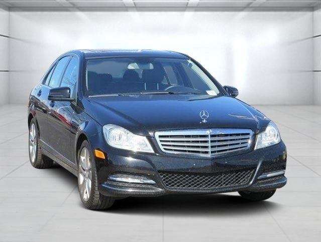 Pre-Owned 2012 Mercedes-Benz C-Class C 300