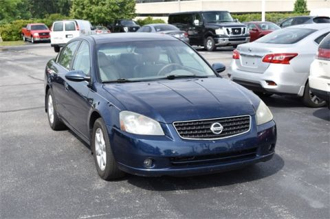 Pre-Owned 2006 Nissan Altima 3.5 SL