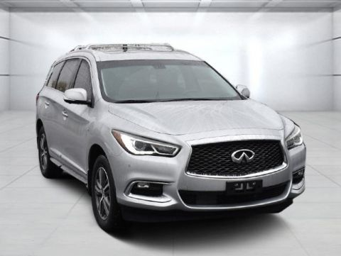 Certified Pre-Owned 2016 INFINITI QX60 Luxe